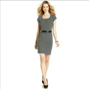 AGB Grey Dress new without tags. Petite
